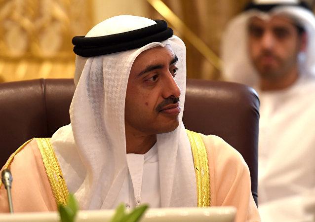 Abdullah bin Zayed Al Nahyan