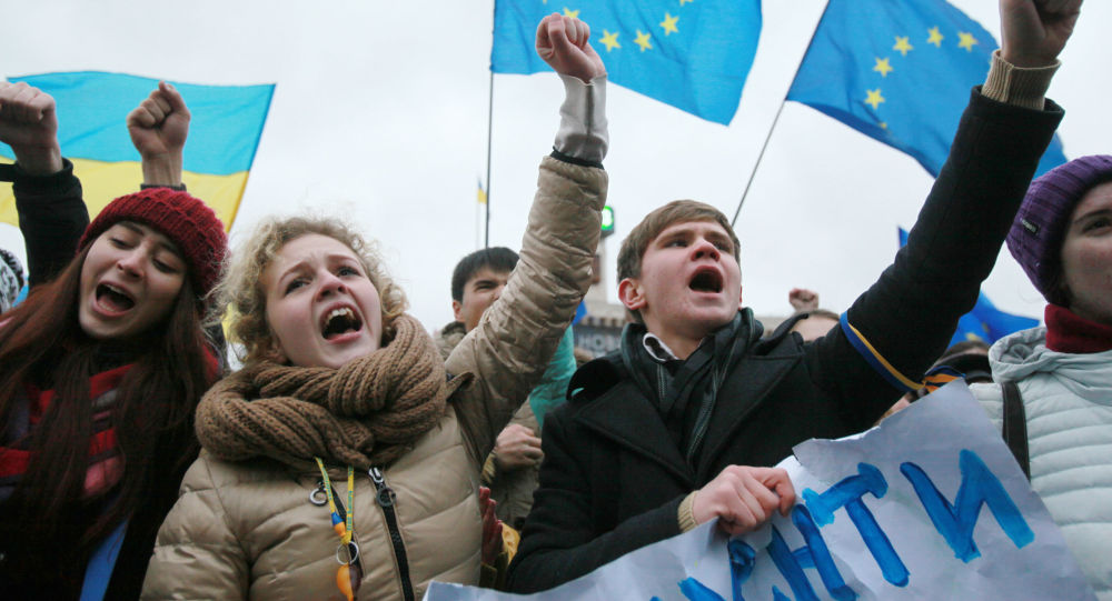 Ukrajinští studenti