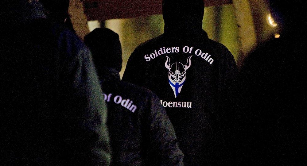 Vojáci Ódina