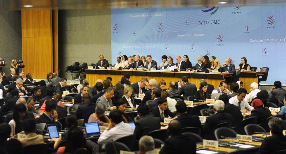 WTO. Ilustrační foto