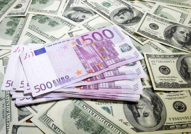 Dolary a euro