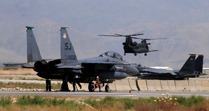 Americké stíhačky F-15E