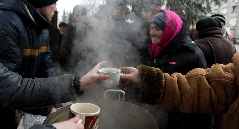 Situace v Debalcevu