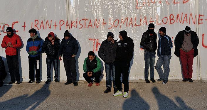 Migranti v Evropě