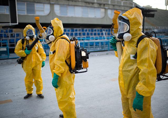 Boj proti viru Zika v Rio de Janeiru, 26. ledna 2016