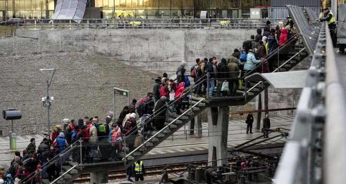 Migranti ve Švédsku