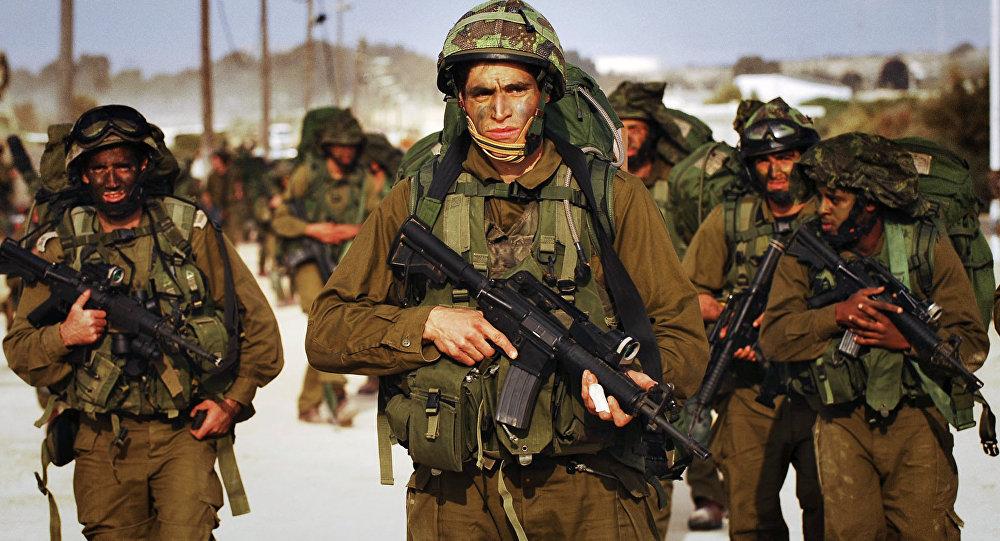 Izraelská armáda. Ilustrační foto