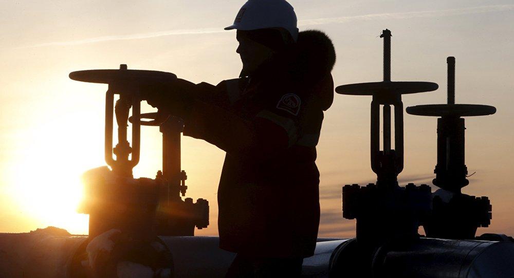 Ropovod společnosti Lukoil, Rusko