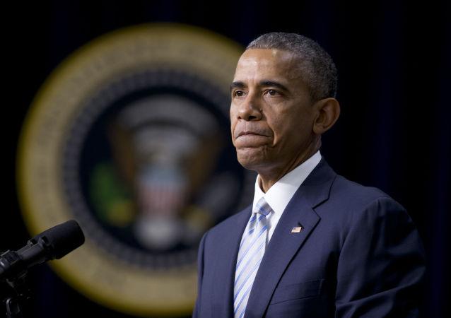 Ameický prezident Barack Obama