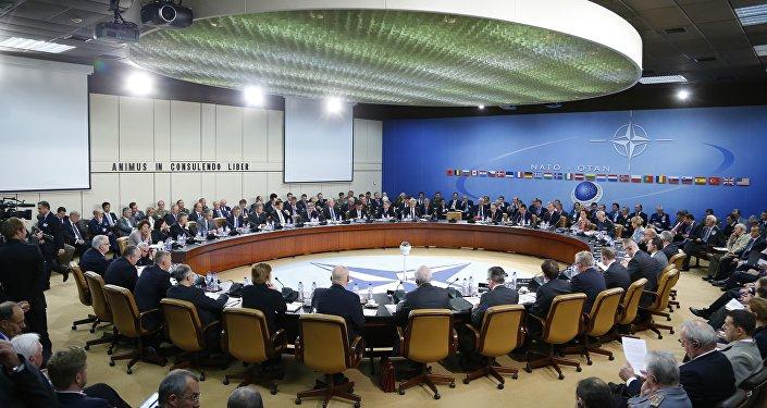 Rada Rusko - NATO