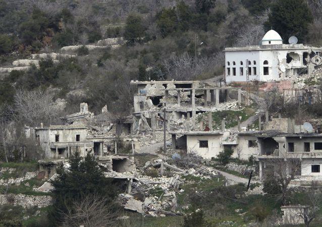 Obec Rabia v Sýrii