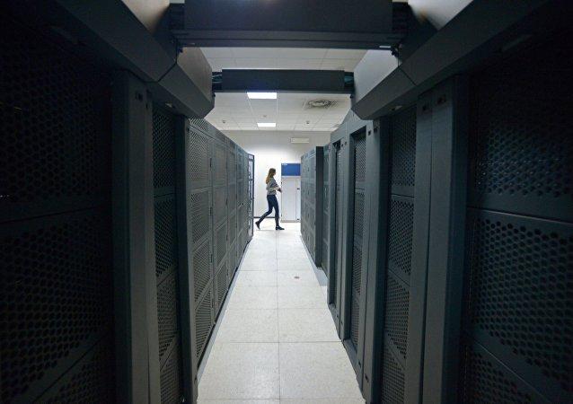 Superpočítač