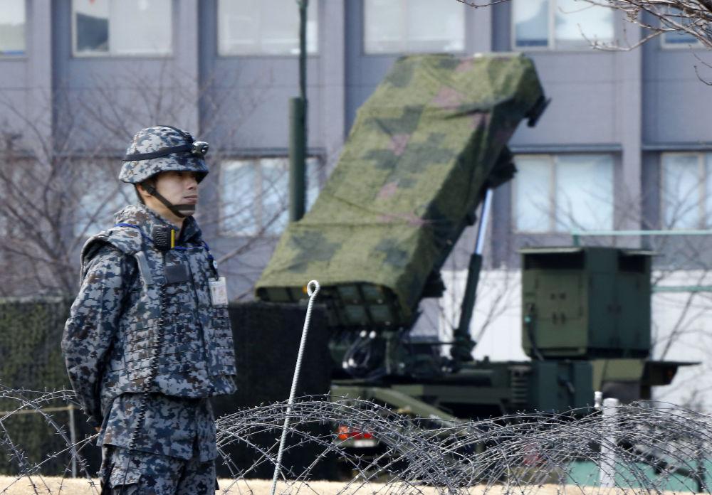 Japonsko v očekávání rakety KLDR: protiletadlové systémy v Tokiu