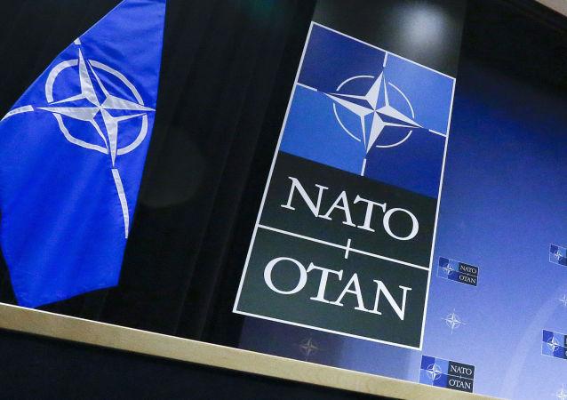 Generální tajemník NATO Jens Stoltenberg v Bruselu, 9. února 2016