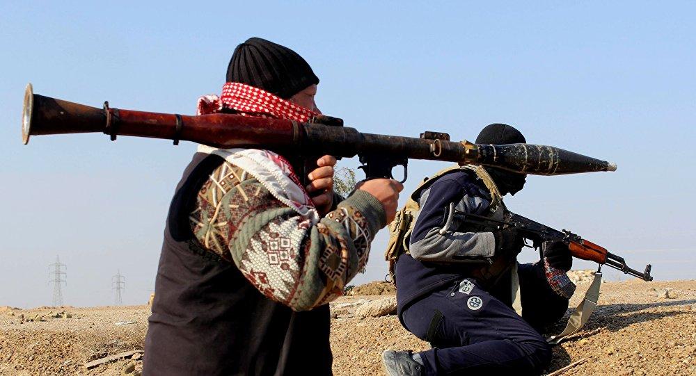 Příslušníci IS