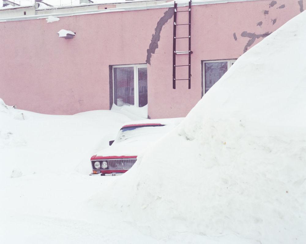 Vítejte v plynovém hlavním městě Ruska!