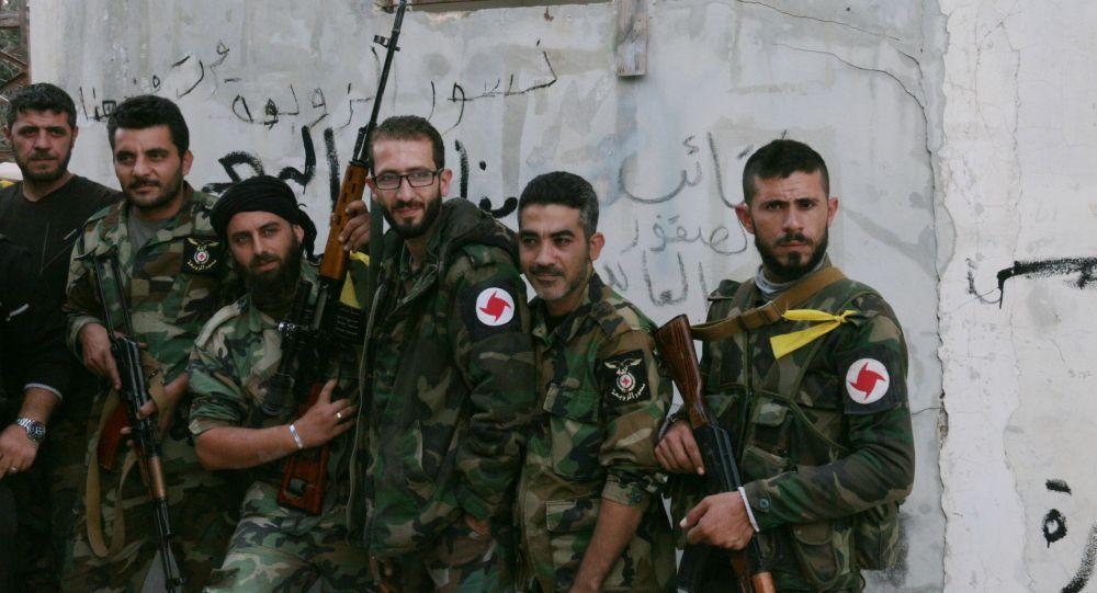 Syrská národní domobrana
