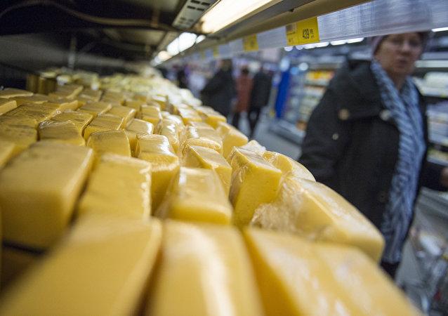 Ukrajinský sýr