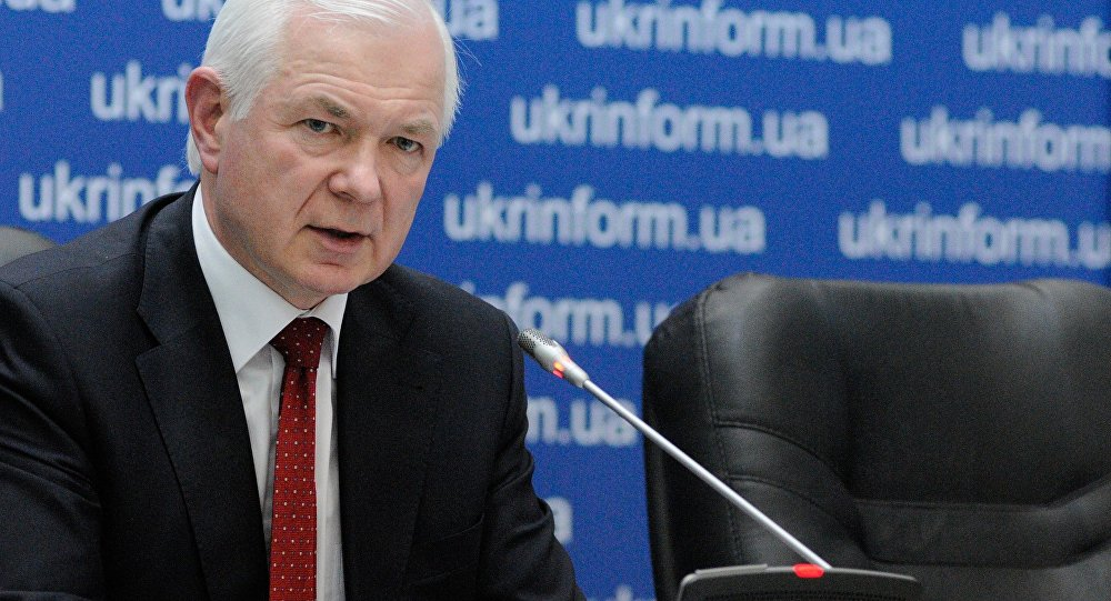 Bývalý předseda Služby zahraniční rozvědky Ukrajiny, armádní generál Nikolaj Malomuž