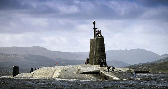 Ponorka HMS Vigilant