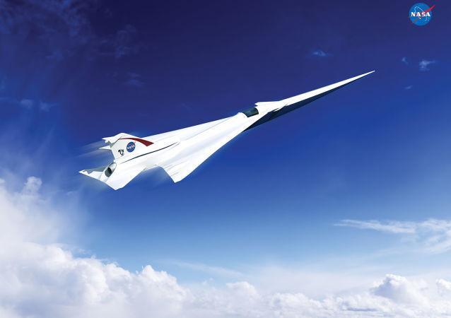NASA hodlá obrodit nadzvukové dopravní letectvo