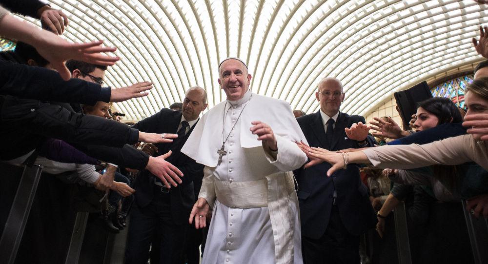 Papež katolické církve František