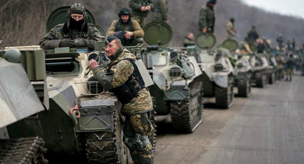 Ukrajinská vojenská technika