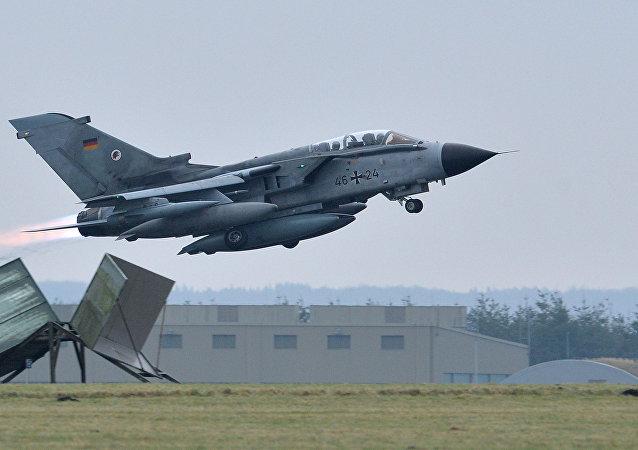 Německá stíhačka Tornado