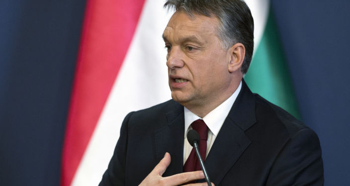 Viktor Orbán. Ilustrační foto