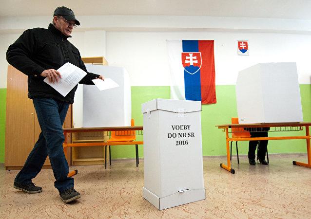 Volby ve Slovensku. 5. března 2016