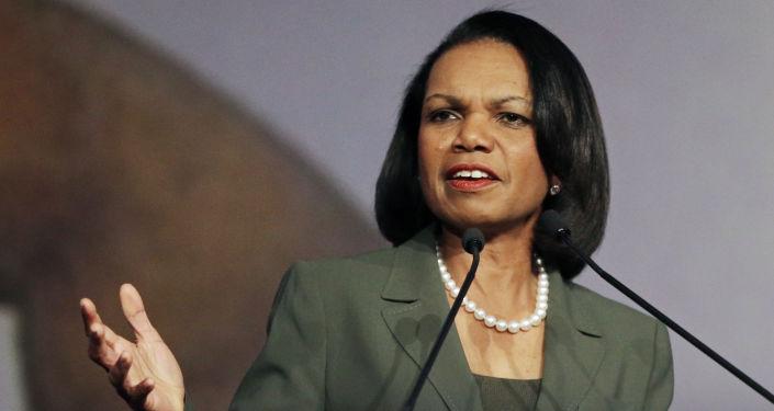 Bývalá ministryně zahraničí USA Condoleezza Riceová