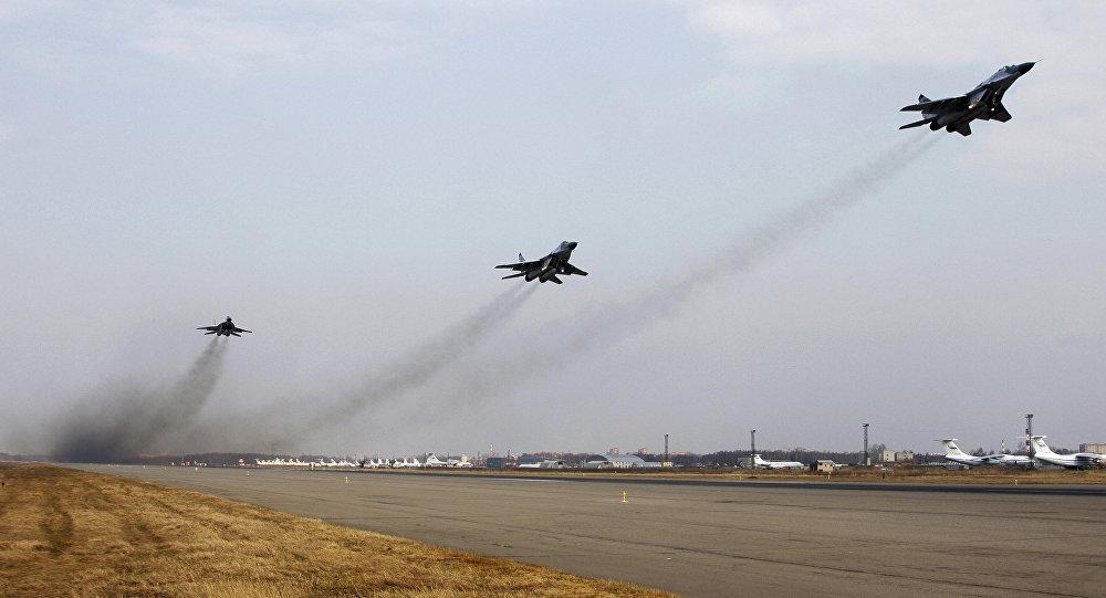 Letiště Čkalovskij
