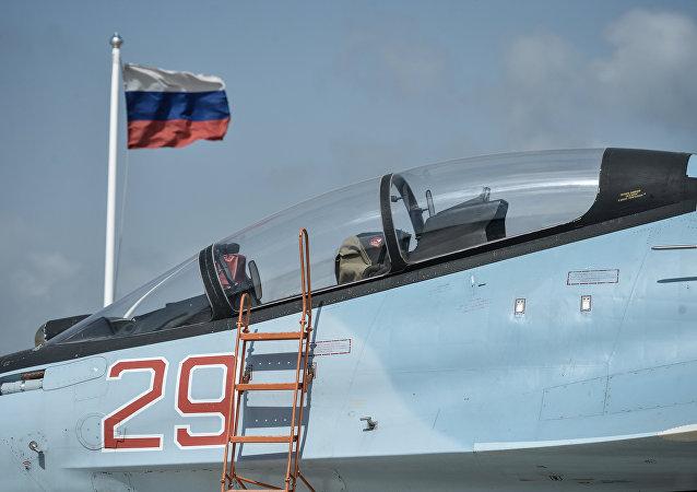 Základna Hmeimim, Su-30