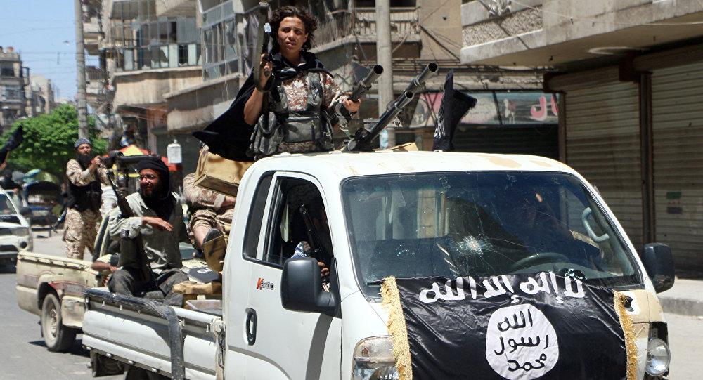 Bojovníci Fronty an-Nusra
