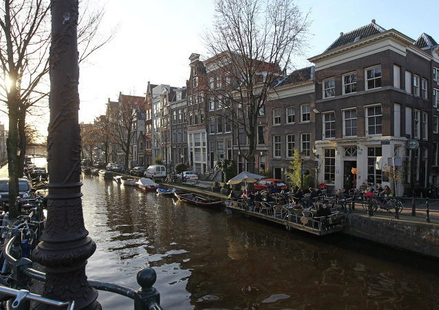Amsterdam. Ilustrační foto