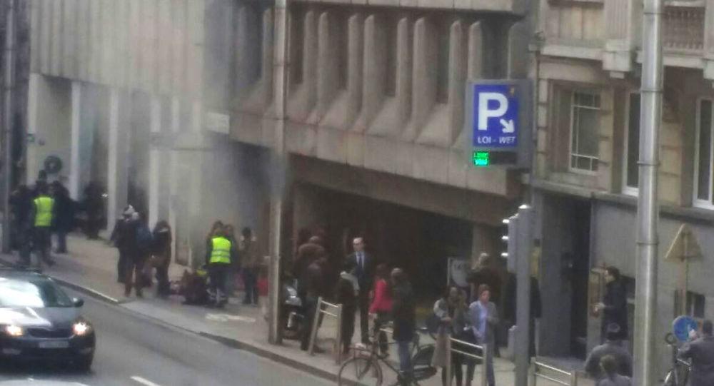 Bruselské metro