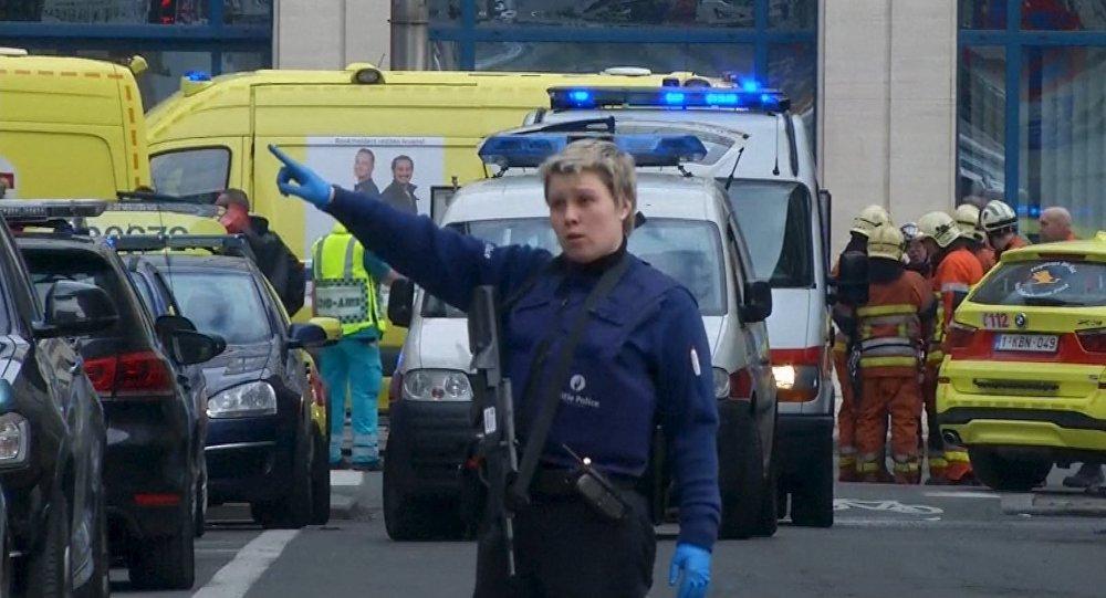 Situace v Bruselu
