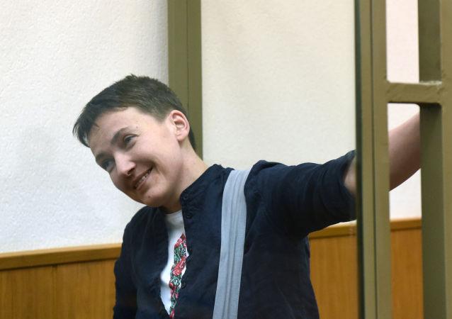 Finální rozsudek. Emoce Savčenkové