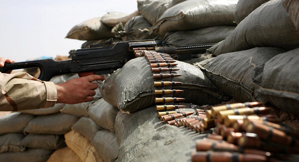 Boj proti IS poblíž iráckého Mosulu