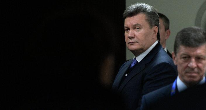 Viktoru Janukovyč