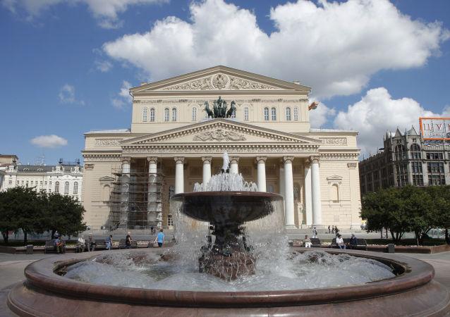 Velké divadlo v Moskvě: 240 let