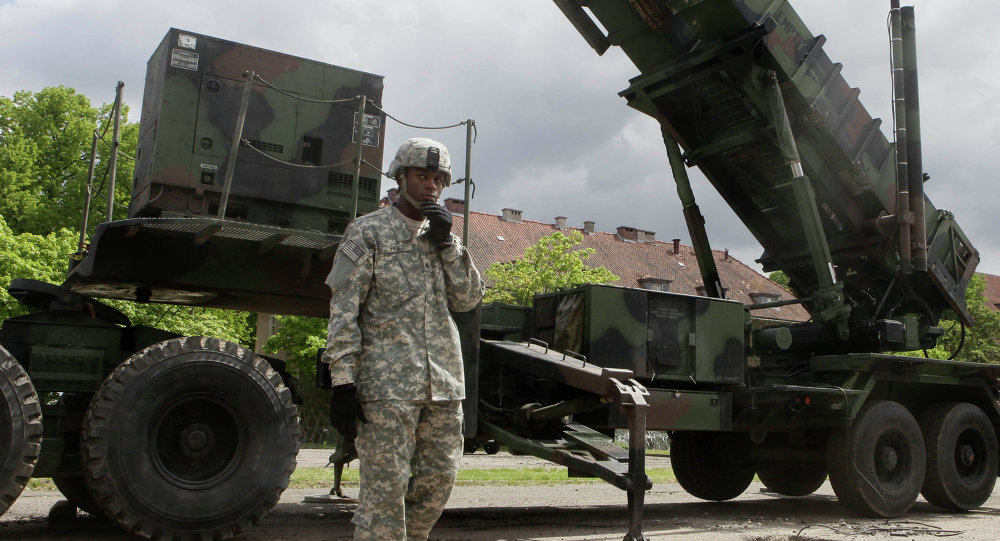 Americký taktický mobilní raketový systém Patriot