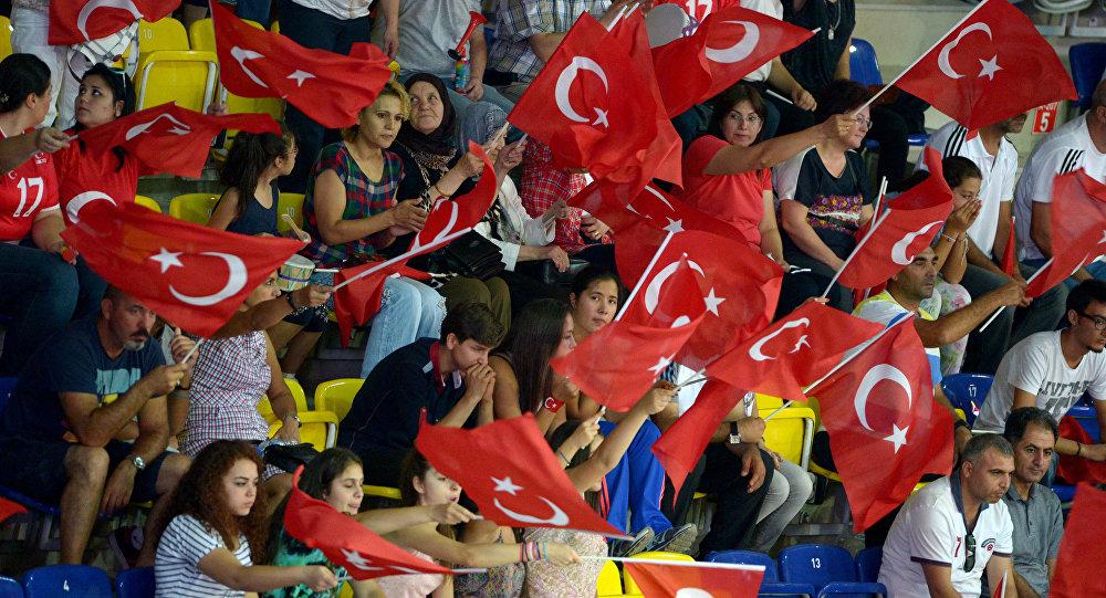 Turečtí fanoušci