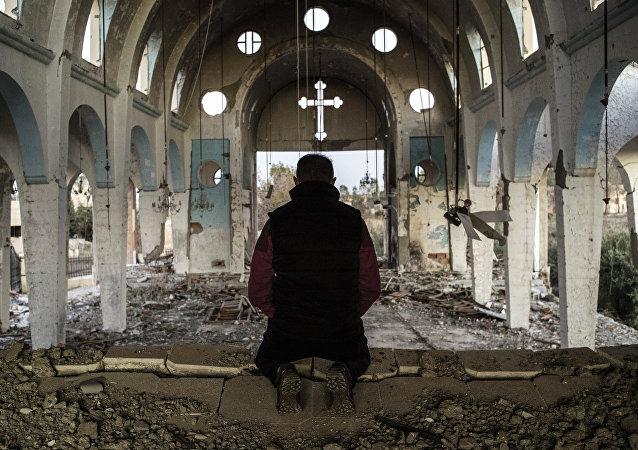 Syrský křesťan