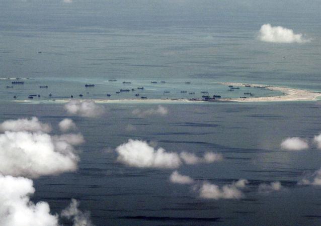 Jihočínské moře, Spratlyho souostroví