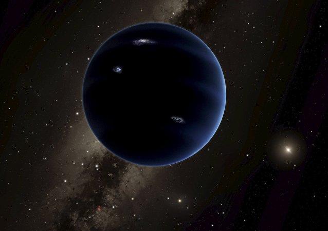 Předpokládaná Planeta devět