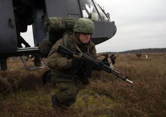Ruský výsadkář