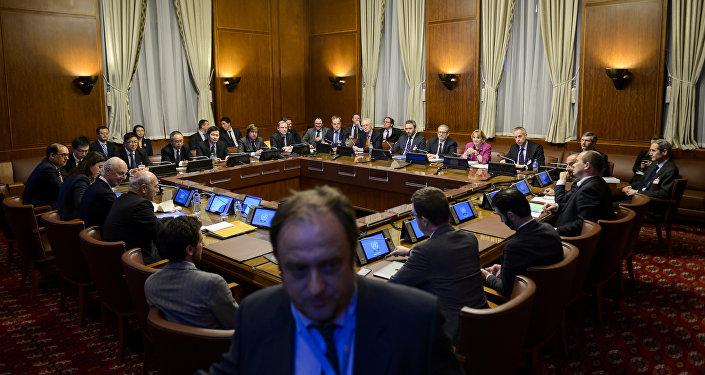Mezisyrská jednání v Ženevě