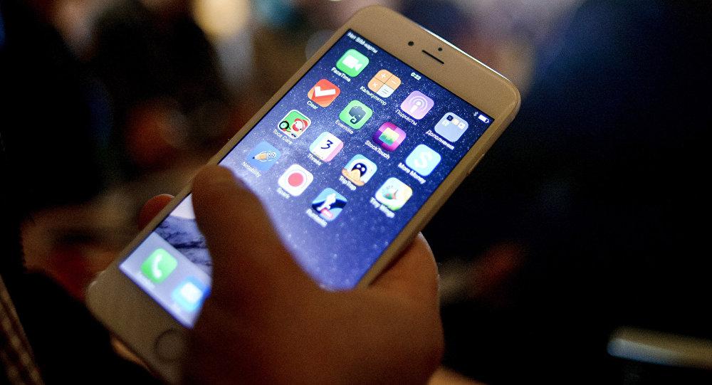 iPhone. Ilustrační foto