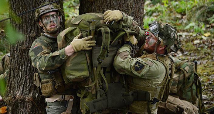 Norští vojáci
